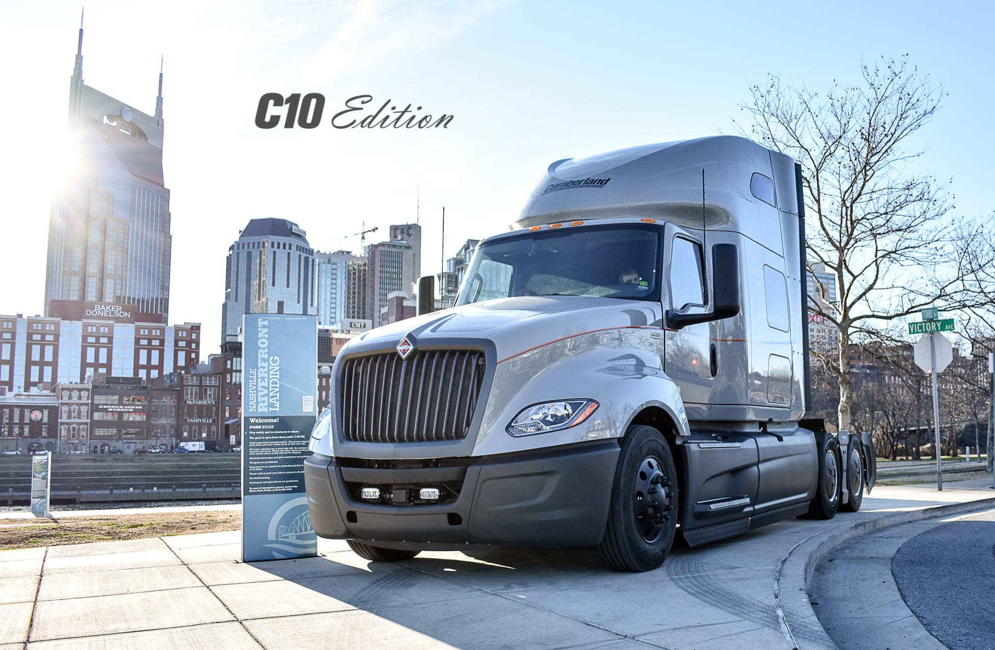 Fuel Efficient Truck The C10 International Truck Lease