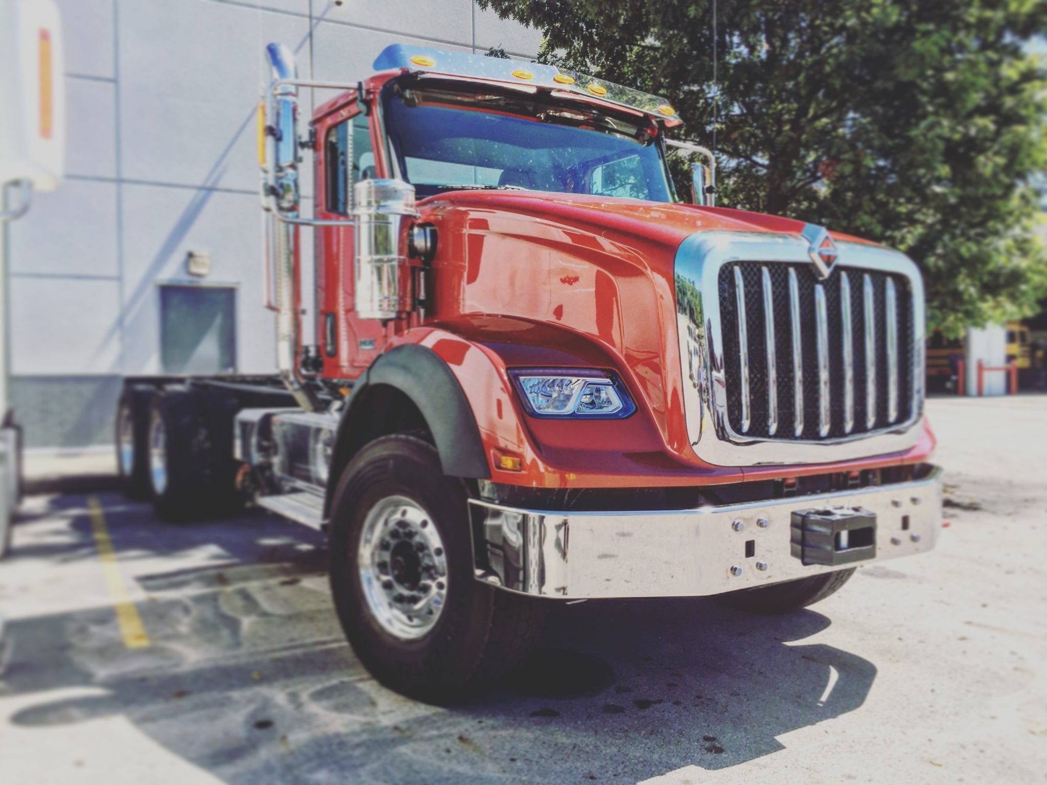 Navistar: International HX Series trucks named to ...