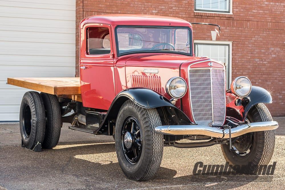 1936 International Harvester C30 Pick Up Truck Tennessee