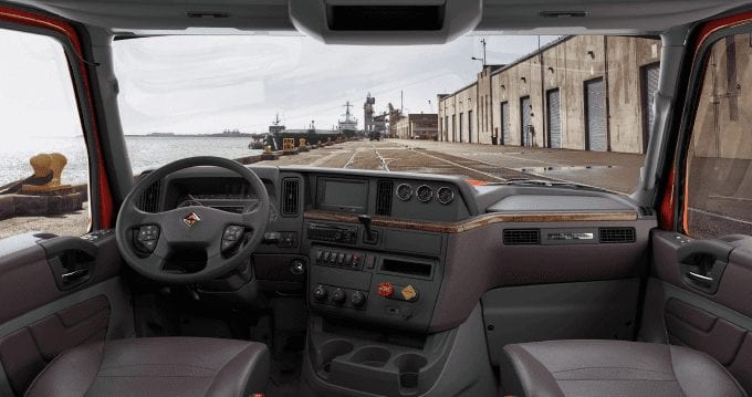 Designing Trucks that Drivers Want to Drive
