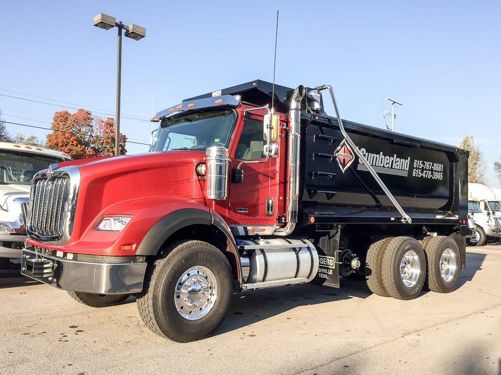 """""""International is Finally Back in the Dump Truck Market"""""""