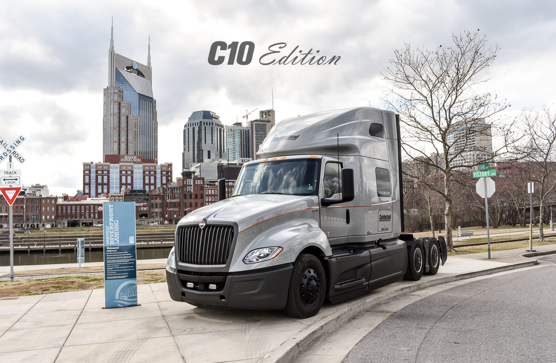 Nashville, TN Cumberland International Truck Dealership's Next Generation C10 Edition - Fuel Efficient Truck