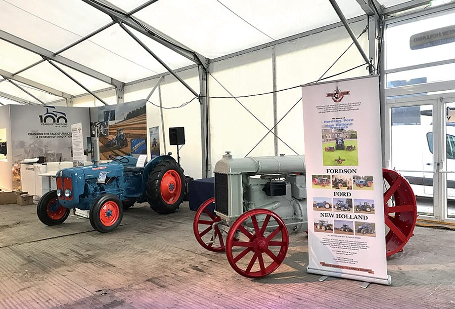 New Holland celebrates 100 years of tractor production – Vintage Photos Included