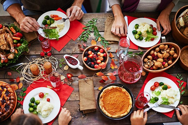 How to Survive the Holiday Food Frenzy