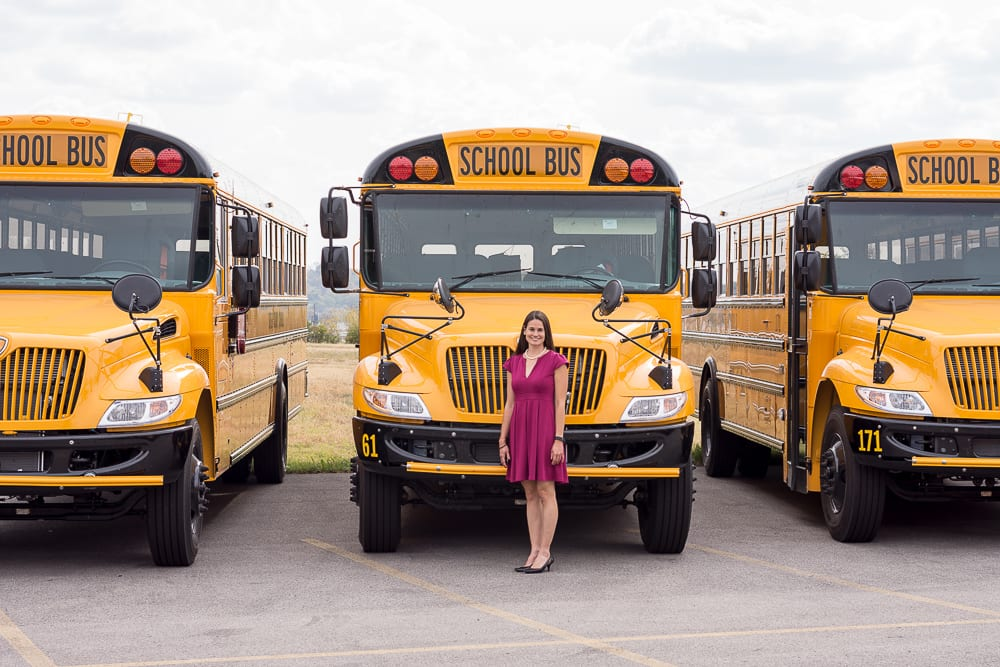Cumberland Awarded Pursuit of Excellence by IC Bus