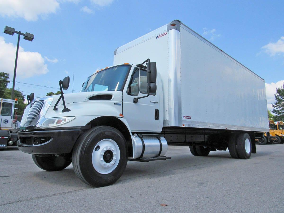 IC Bus Scholarship Program: International Truck, Lease