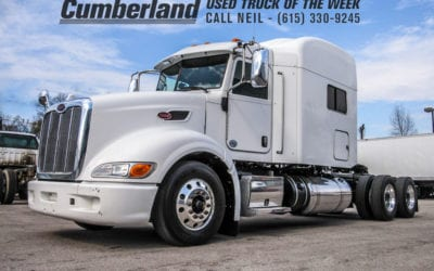 Used Truck of the Week – 2012 Peterbilt 386