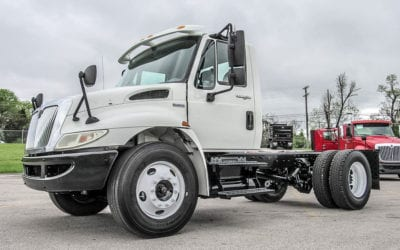 Used Truck of the Week – 2008 International 4300 Durastar