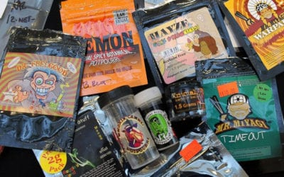 Be Aware of Synthetic Cannabinoids!