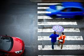 Vehicle Pedestrian Deaths are on the Increase