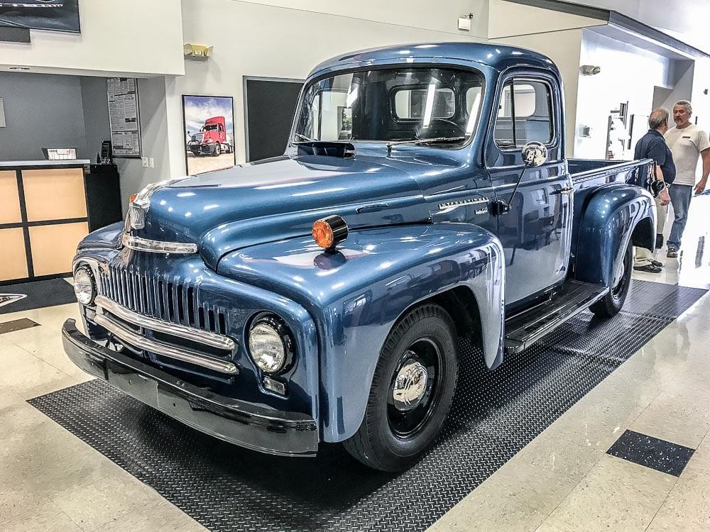 See Our 1952 International Harvester 110 L Series Pickup Truck International Truck Lease Rental Ic Bus Cumberland Tn Fl