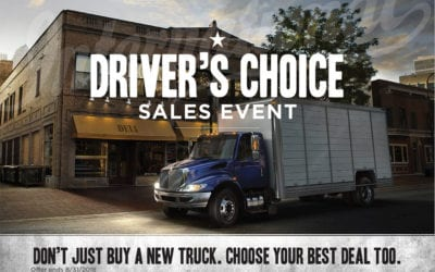 Driver's Choice Sales Event