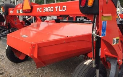 KUHN Coupon on Hay Disc Mowers & Mower Conditioners