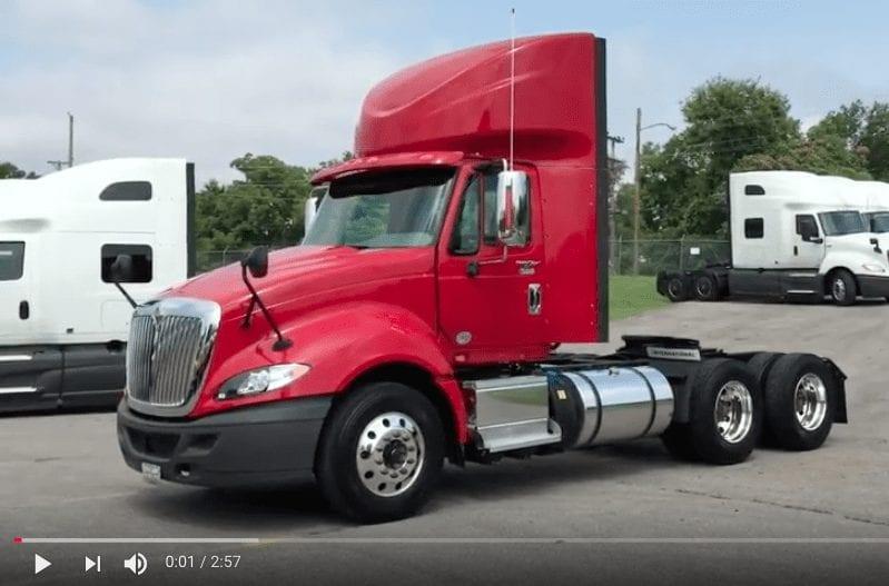 Used Truck of the Week - 2014 International ProStar+ - Diamond Renewed