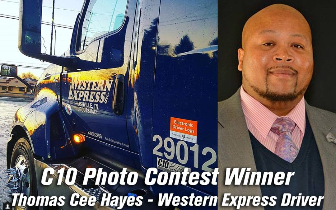 We Have a Winner – C10 Photo Contest