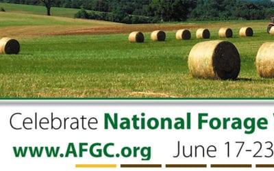 National Forage Week June 17-23