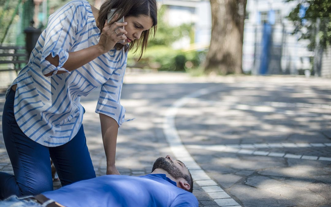 Cpr Steps Learn How To Save A Life National Safety Month