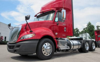 Used Truck of the Week – 2014 International ProStar+