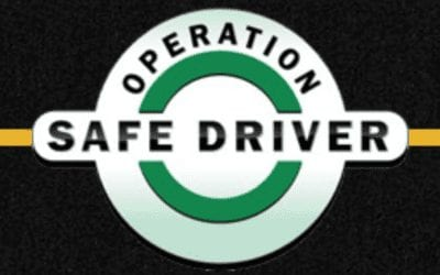 "CVSA ""Operation Safe Driver Week"" will happen as scheduled, July 12-18, 2020"