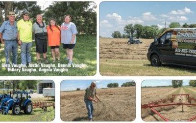 Neighbors Helping Neighbors – Hay Day at Double V Farm 2018