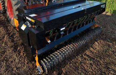 TAEP Livestock Equipment $2,500 Reimbursement for Woods Precision Super Seeder