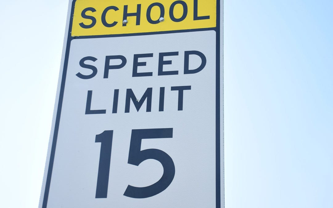 School Is In Session – New Laws in TN for School Zone Safety