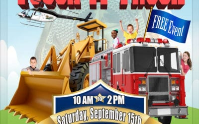 Touch a Truck – 9/15/18 – Williamson Co. Parks & Rec