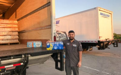 30,000+ Bottles of Water Delivered to North Carolina for Hurricane Florence Relief