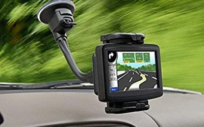 FMCSA Grants Petition To Mount GPS Device On Inside Windshield
