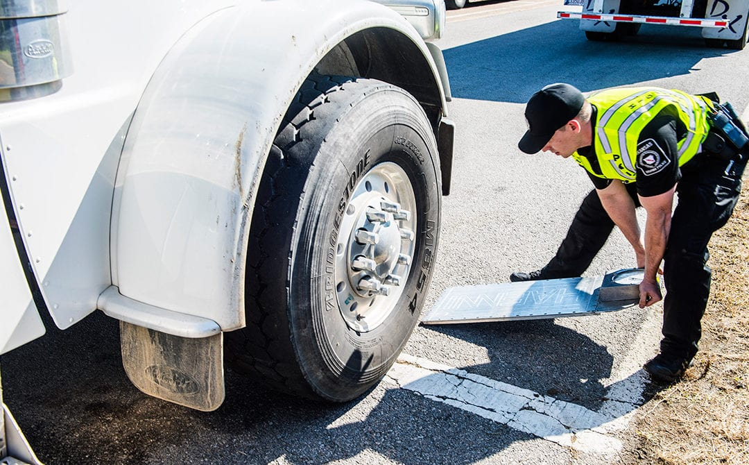 CVSA Sets Dates for Rescheduled Roadcheck – September 9th – 11th, 2020