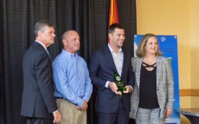Cumberland's C10 Wins Tennessee Sustainable Transportation Award