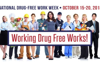 Drug-Free Workplace Week October 15th-20th