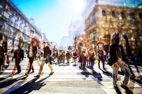 Pedestrian Deaths Are At a 28 Year High