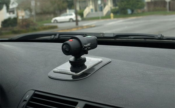 FMCSA Comments on Exemption for Camera Mounting