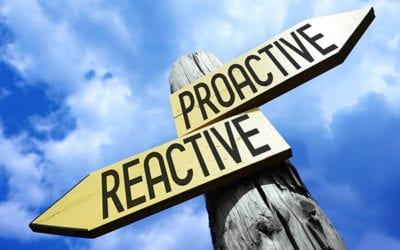 Proactive vs. Reactive Safety and Loss Control Program