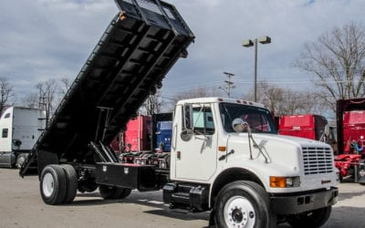 Featured Used Truck – 1990 International 4700