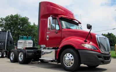 Featured Used Truck – 2014 International ProStar Premium