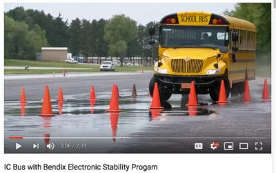 IC Bus: Watch Video Demos of Latest Safety Technology