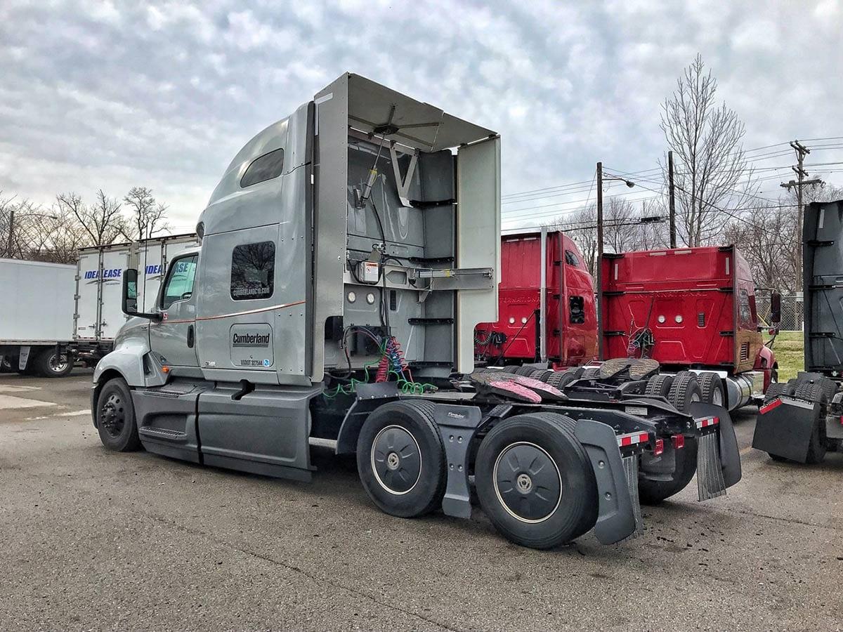 C10 17th Run Mpg Stats 4 Fuel Efficiency Increase International Truck Idealease Capacity Yard Spotter Dealer Berland Nashville Tn
