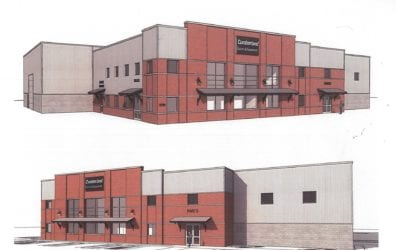Breaking Ground on New Tractor & Equipment Building