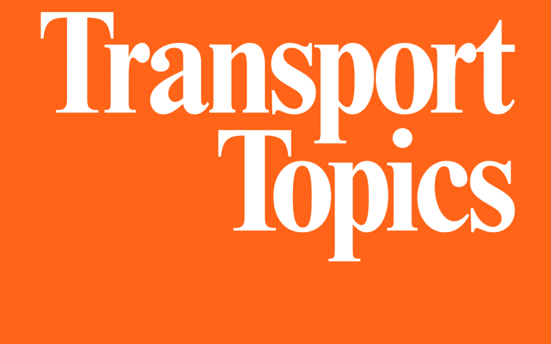 Cumberland C10 Featured in Transport Topics