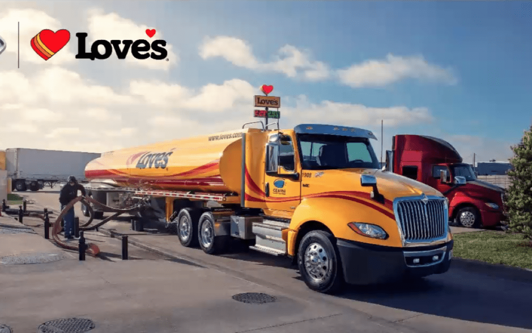 Navistar Ups the Game on UPTIME by Forming Service Partnership with Love's Travel Stops