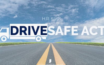Driver Safe Act Reintroduced in House, Senate