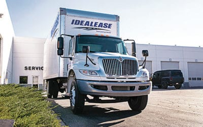 Benefits of Full Service Commercial Truck Leasing