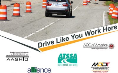 National Work Zone Awareness Week April 8-12, 2019
