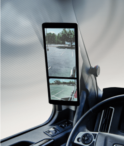 FMCSA Grants Exemption for Cameras Instead of Mirrors