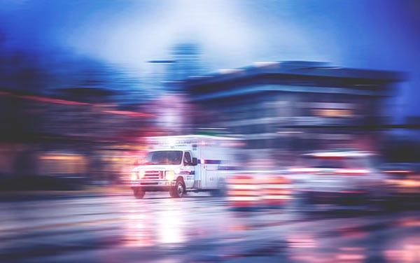 What to Do When an Emergency Vehicle is Approaching