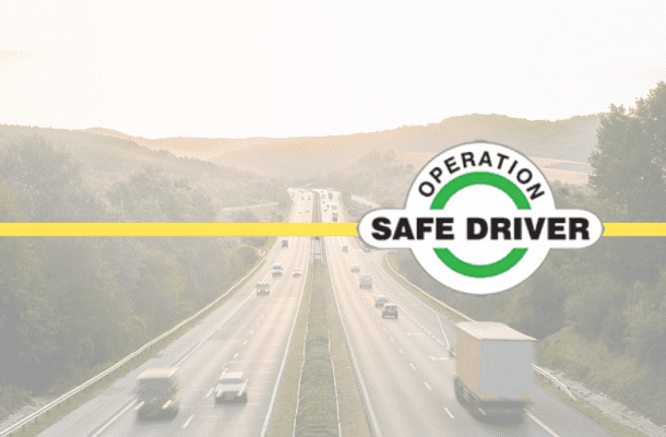 CVSA's Operation Safe Driver Week to Focus on Speeding