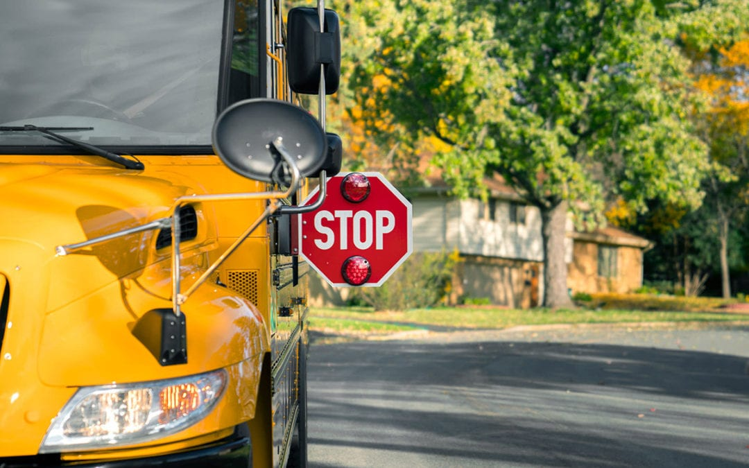 Standing Up for School Bus Safety