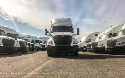 1 Year Engine & Aftertreatment Warranty on Any International LT or RH Pre-Owned Truck Sold Anywhere in 2021